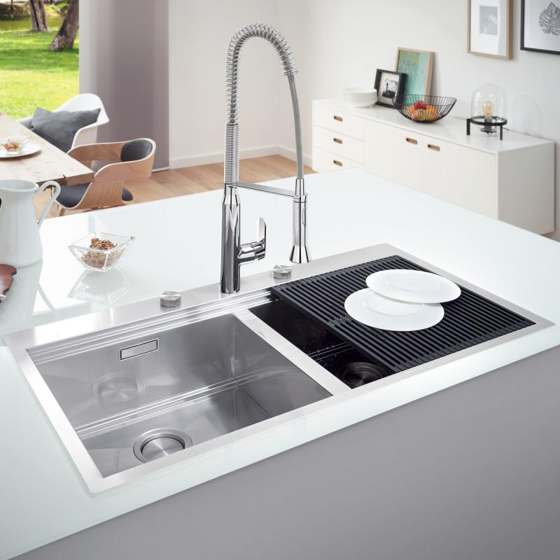 Grohe K800 built-in sink, flush-mounted - 31585SD0 | reuter.com