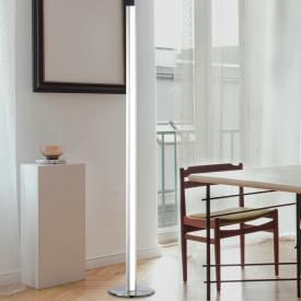 Fischer & Honsel Beat LED floor lamp with dimmer