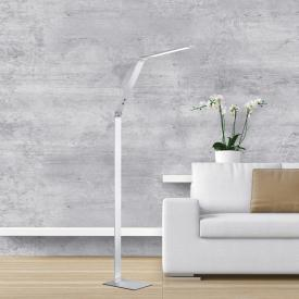 Fischer & Honsel Geri LED floor lamp with CCT and dimmer