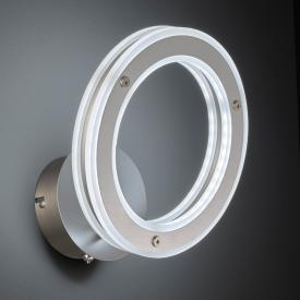 Fischer & Honsel Kreis LED wall light with CCT and dimmer