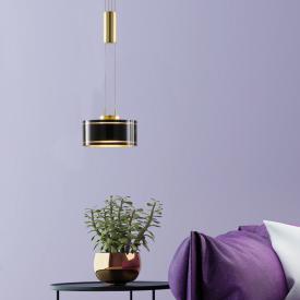 Fischer & Honsel Lavin LED pendant light, 1 head