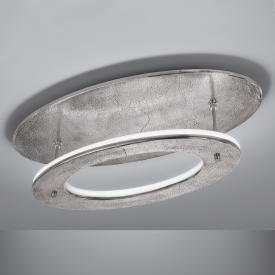 Fischer & Honsel Rennes LED ceiling light with CCT and dimmer, round