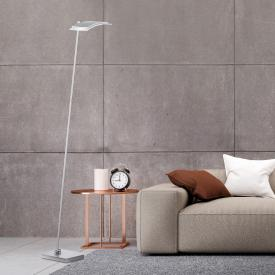 Fischer & Honsel Tours LED floor lamp with CCT and dimmer