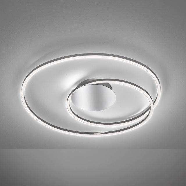 FISCHER & HONSEL Camp LED ceiling light with dimmer
