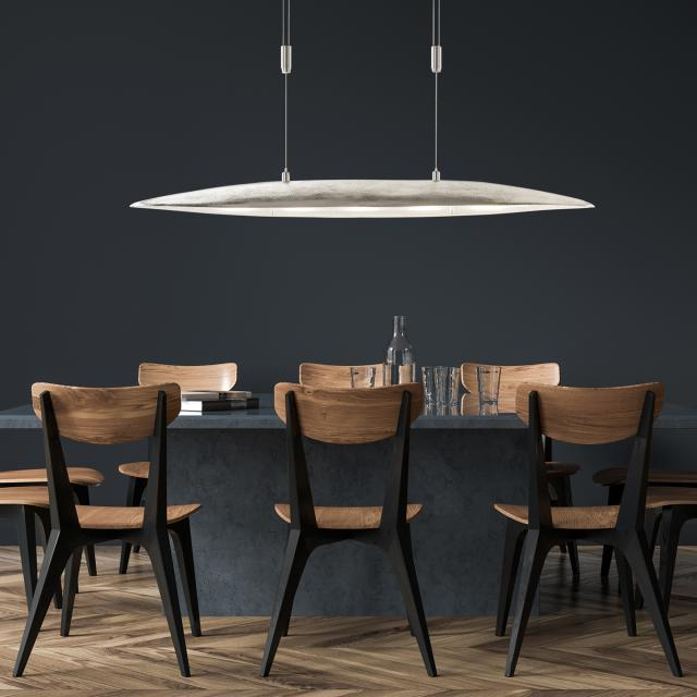 FISCHER & HONSEL Colmar LED pendant light with dimmer and CCT
