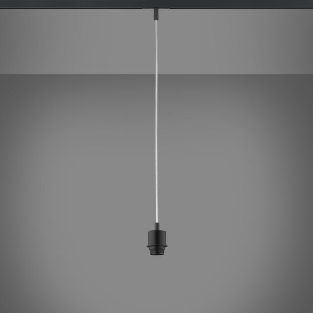 FISCHER & HONSEL pendant light without glass for HV-Track 6 System