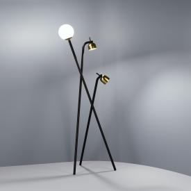FontanaArte Tripod floor lamp with dimmer