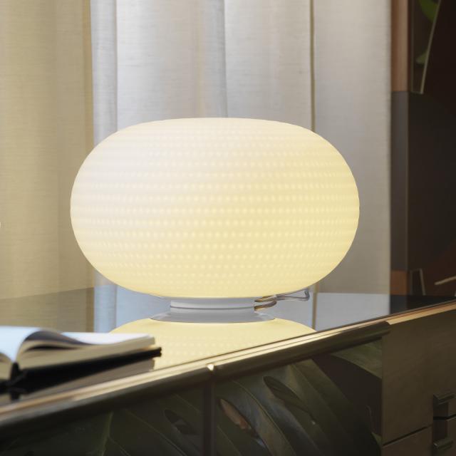 FontanaArte Bianca LED table lamp