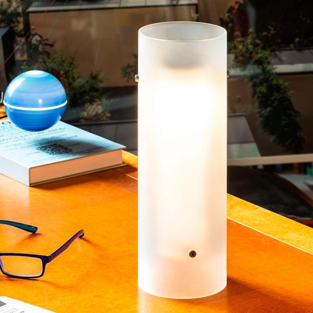 FontanaArte Iasospesa LED table lamp with dimmer