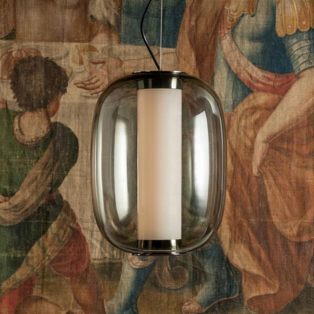 FontanaArte Meridiano LED pendant light with dimmer