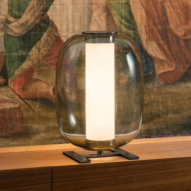FontanaArte Meridiano LED table lamp with dimmer