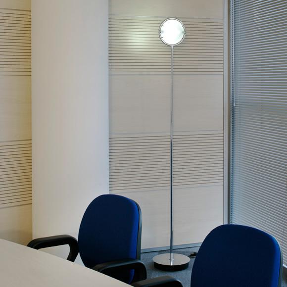 FontanaArte Nobi floor lamp with dimmer