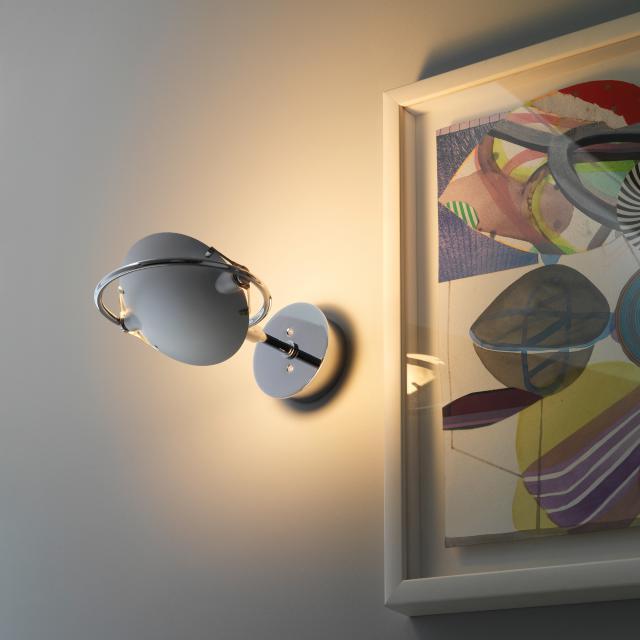 FontanaArte Nobi LED wall light