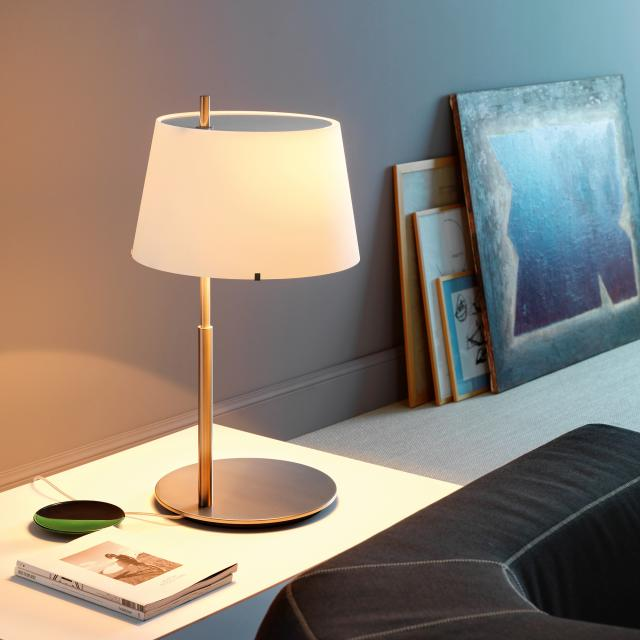 FontanaArte Passion table lamp with dimmer