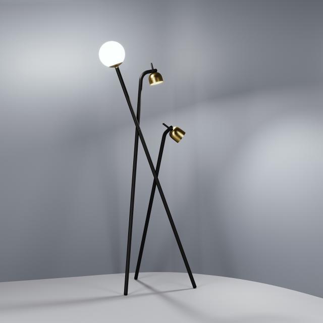 FontanaArte Tripod floor lamp with dimmer