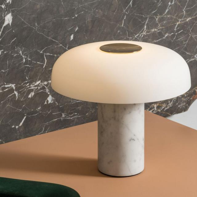 FontanaArte Tropico LED table lamp with dimmer