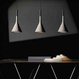 Foscarini Aplomb G9 sospensione triple pendant light