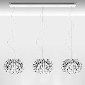Foscarini Caboche piccola pendant light 3 heads