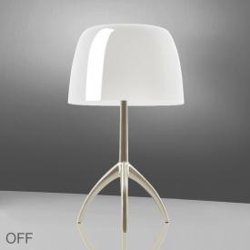 Foscarini Lumiere 05 grande table lamp with dimmer