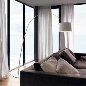 Foscarini Twiggy LED floor lamp with dimmer
