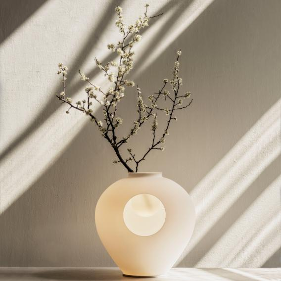 Foscarini Madre LED floor light / table lamp with dimmer