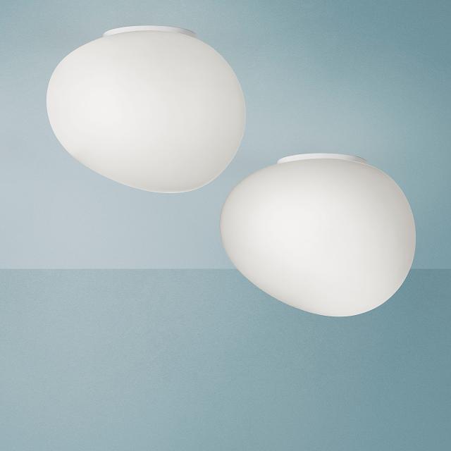 FOSCARINI  Gregg Midi LED ceiling light/wall light