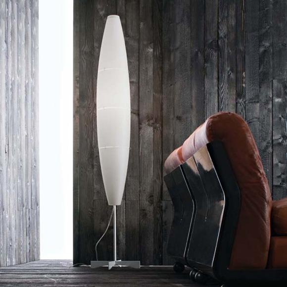 FOSCARINI Havana dimmer terra floor lamp with dimmer