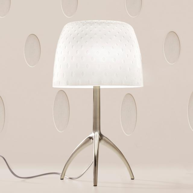 FOSCARINI Lumiere 05 grande table lamp with dimmer, special edition