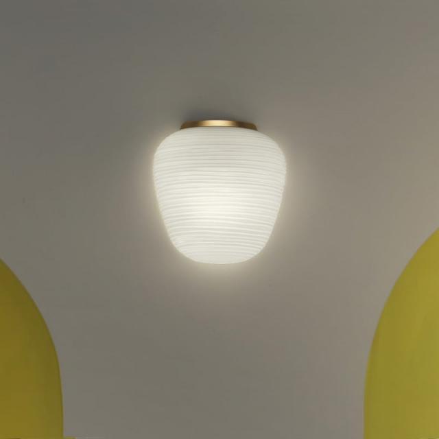 FOSCARINI Rituals Semi wall light