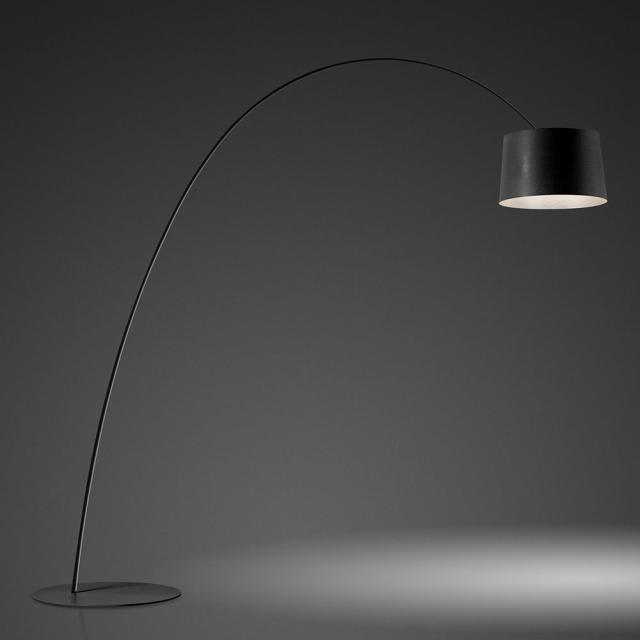 FOSCARINI Twiggy Elle LED floor lamp with dimmer