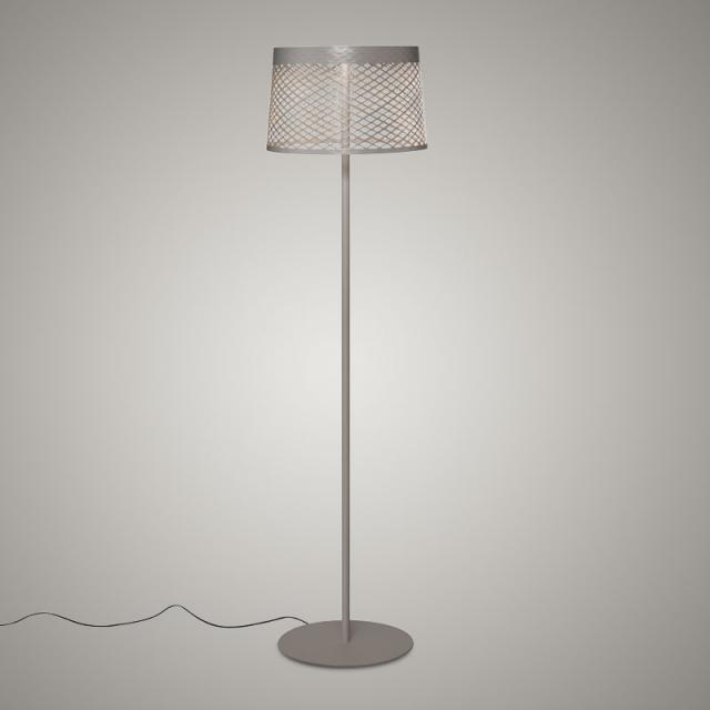 FOSCARINI Twiggy Grid Lettura LED floor lamp
