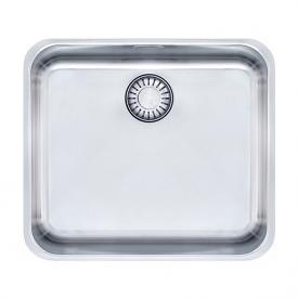 Franke Epos EOX 110-45 undermount sink with plug valve