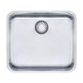Franke Epos EOX 110-45 undermount sink with pull-button for waste valve