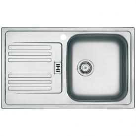 Franke Euroform EFL 614-78 reversible sink with hand plug