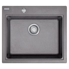 Franke Maris MRG 610-58 sink stone grey