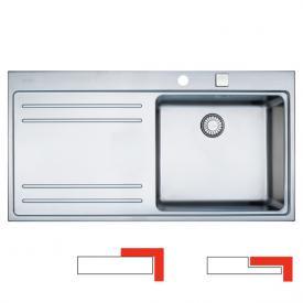 Franke Mythos MTX 211 sink bowl right