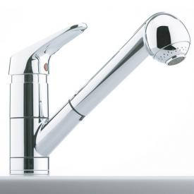 Franke Ribera kitchen fitting with pull-out spray
