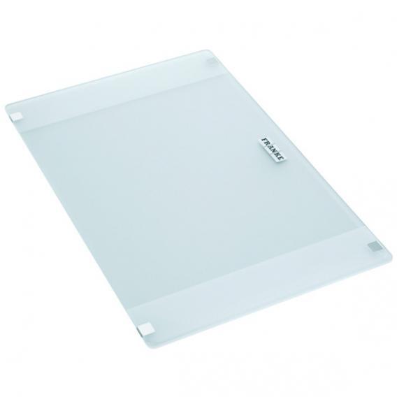 Franke glass chopping board