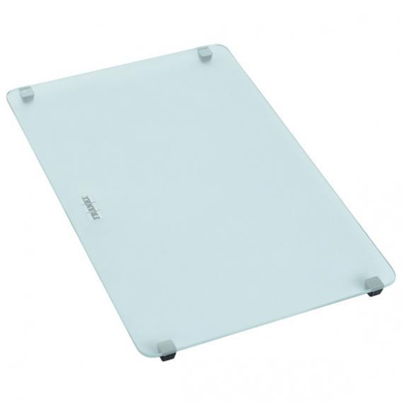 Franke sliding, glass chopping board