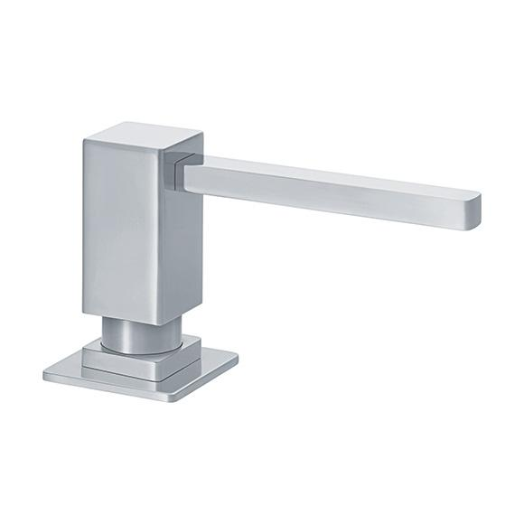 Franke Centinox washing-up liquid dispenser stainless steel look