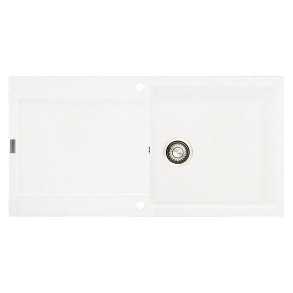 Franke Maris MRG 611-100 reversible sink white
