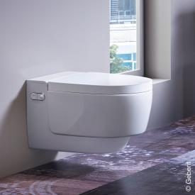 Geberit AquaClean Mera Classic complete shower toilet set white