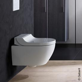 Geberit AquaClean Tuma Classic shower toilet, complete set