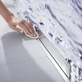 Geberit collector profile for Geberit wall drain for shower for shower channel: 150 cm