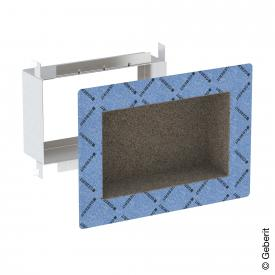 Geberit Duofix Element for recessed storage box, tileable