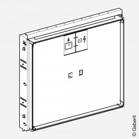 Geberit GIS installation box for ONE mirror cabinet W: 82 cm