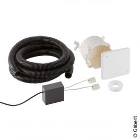 Geberit installation set toilet control (mains)