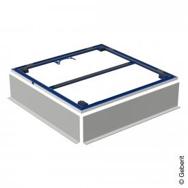 Geberit Setaplano installation frame for shower tray
