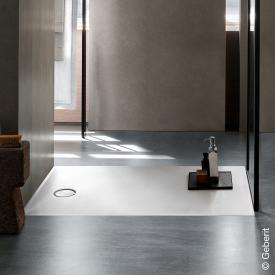 Geberit Setaplano rectangular shower tray