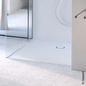 Geberit Setaplano square/rectangular shower tray